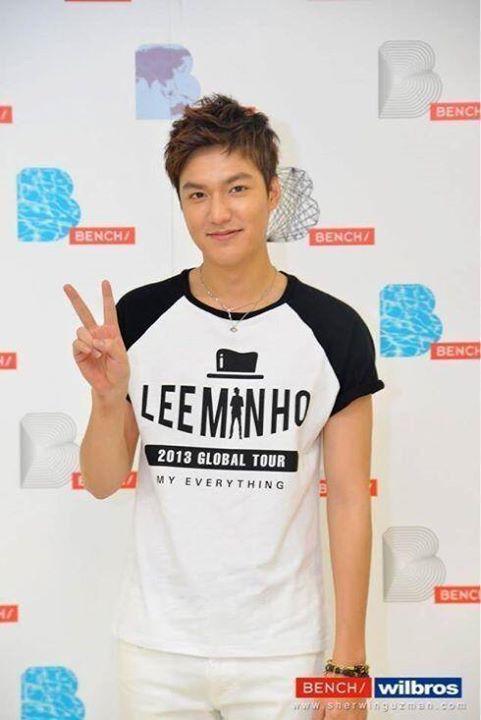 Lee min ho my everything peace yo