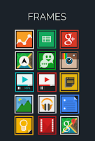 Screenshot of Frames- Icon Pack