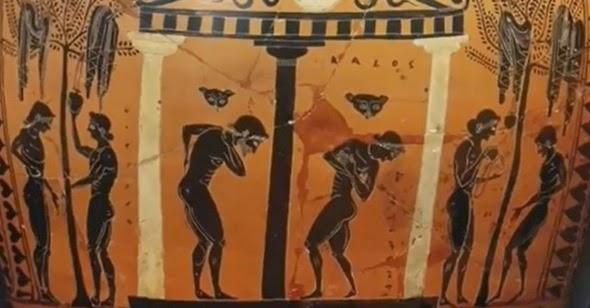 Chuveiro grego
