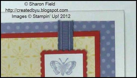 wrapping ruffled ribbon