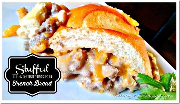 stuffed french bread