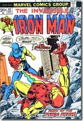 P00207 - El Invencible Iron Man #63