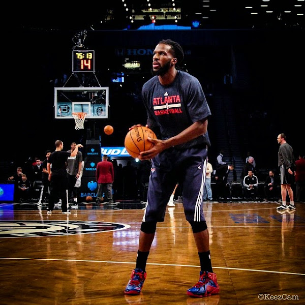 Demarre Carroll8217s Sick LeBron 12 Atlanta Hawks iD