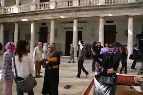 Jaimas Interculturales del Centro Cultural Islámico de Valencia. Edificio La Nau de la Universitat de Valencia.