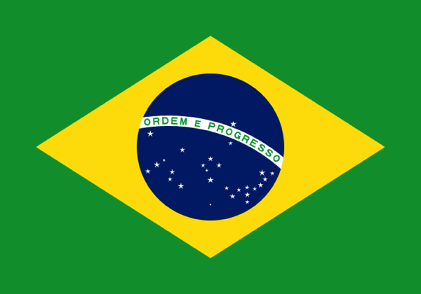 Cc Flag of Brazil