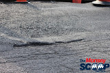 Robert Pitt Drive Being Repaved In Monsey (Moshe Lichtenstein) - IMG_4886.JPG
