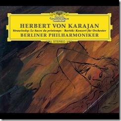 Stravinsky Consagracion Karajan I