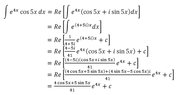 Integral for ASA level Maths and Further Maths