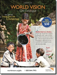 World Vision Gift Catalogue