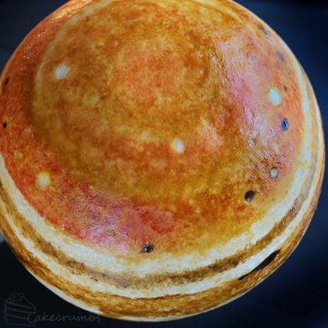 Bolo de Júpiter 4