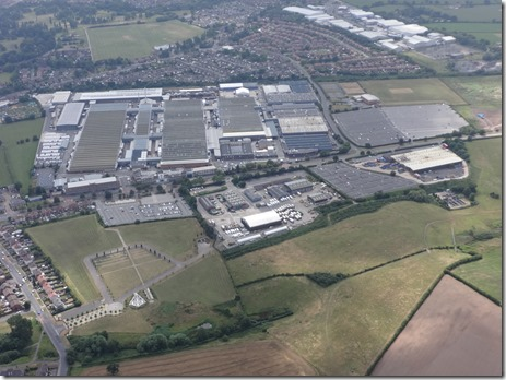 Bentley Motors Ltd - Crewe