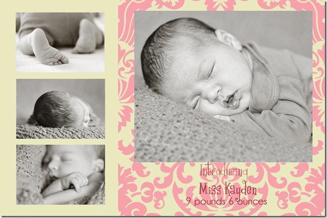 Birth announcement1