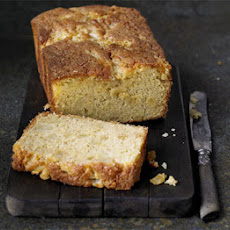 Pear & Ginger Loaf Cake