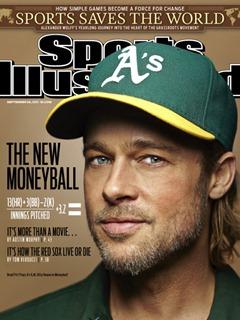 Brad Pitt – Moneyball