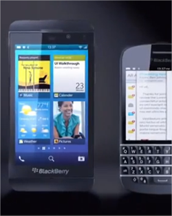 Blackberry introduce el nuevo Blackberry Z10