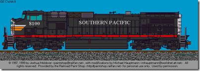 SP Dash 9
