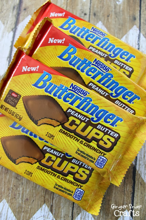 Butterfinger Peanut Butter Cups #shop