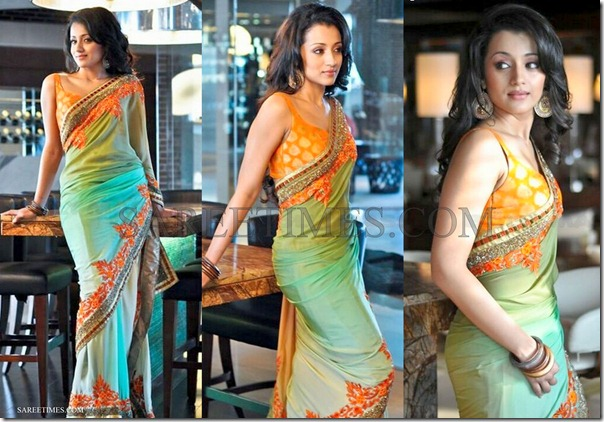 Trisha_Gorgeous_Saree