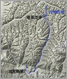 神湖詳細路線圖