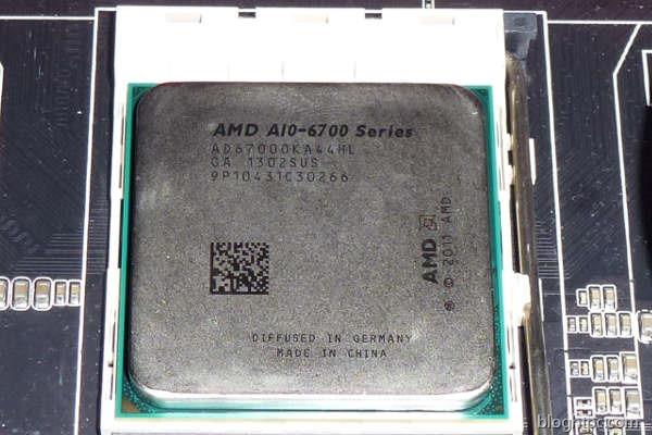 AMD A10 6700 en socket