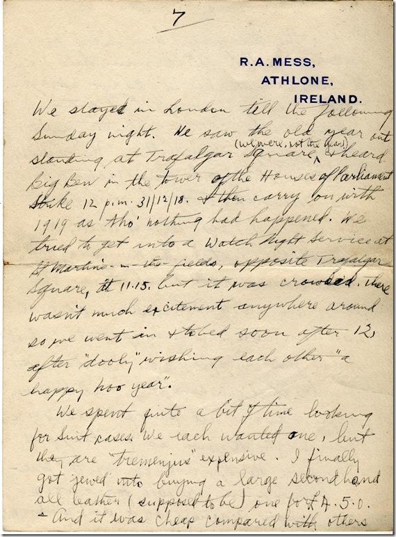 22 Jan 1919 7