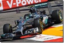 Nico Rosberg conquista la pole del gran premio di Monaco 2014