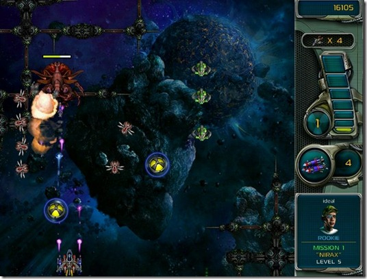 Star Defender 3 free full game image 3