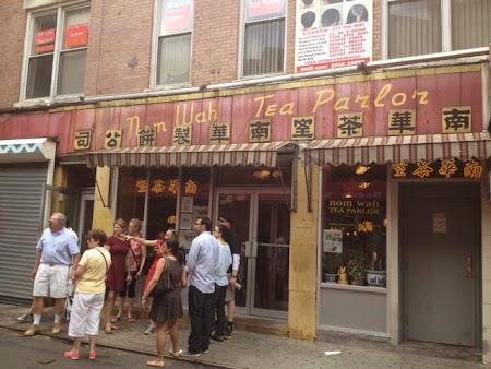 Tur culinar New York: Nom Wah Tea Parlor
