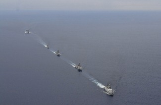 Indian Navy Wargames Wallpaper