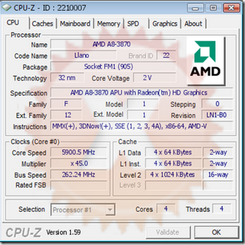 AMD Llano world records falling on GIGABYTE platform!