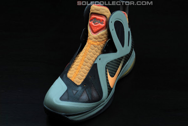 Nike LeBron 9 PS Elite 8211 Olive  Black 8211 Unreleased Sample