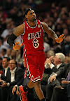 lebron james nba 130221 mia at chi 10 LeBron Debuts Prism Xs As Miami Heat Win 13th Straight