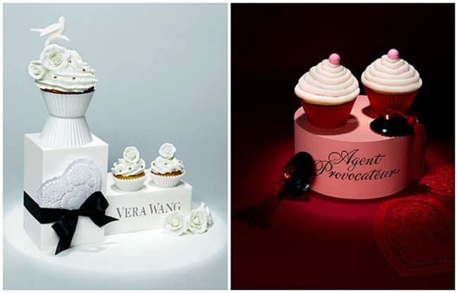 Lisa Edsalv - Cupcake Fashion: Vera Wang e Agent Prococateur