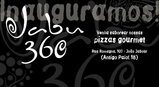 Pizzaria Jabu 360