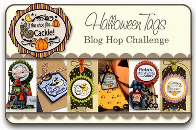 Halloween Tags Blog Hop Challenge