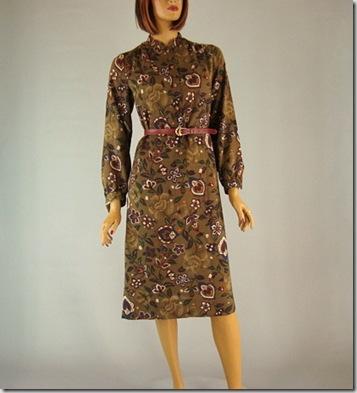 Vintage 70s Henry Lee Dress 3