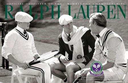 Ralph Lauren Wimbledon