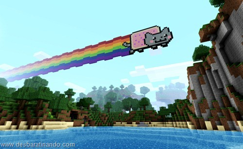 wallpapers minecraft 8 bit pixelados desbaratinando  (16)