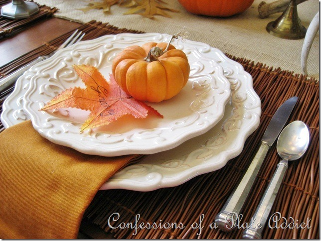 CONFESSIONS OF A PLATE ADDICT Pumpkins and Pewter 8