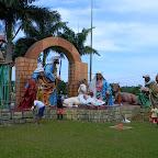 Montagem do Presépio monumento