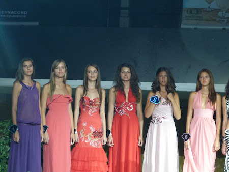 Fashion TV: concurs Miss Costinesti rochii de seara