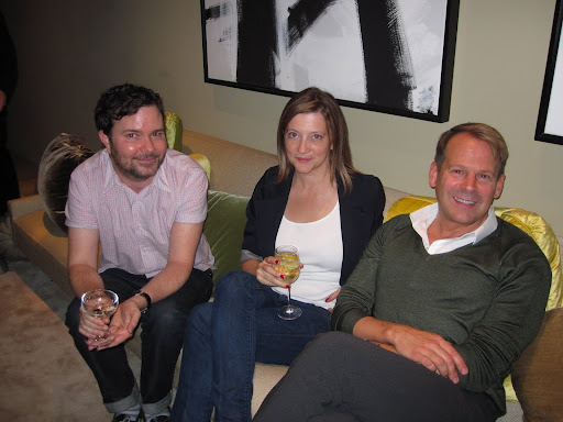 Daniel Biasatti, Christy Sheppard and Eric Pike