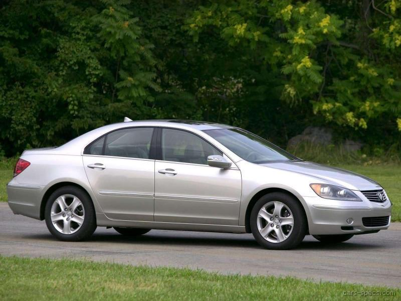 2004 acura rl sedan specifications pictures prices. Black Bedroom Furniture Sets. Home Design Ideas