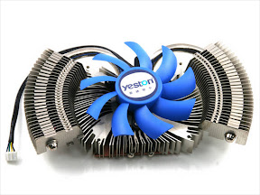 Yeston Radeon HD 6790 graphics card