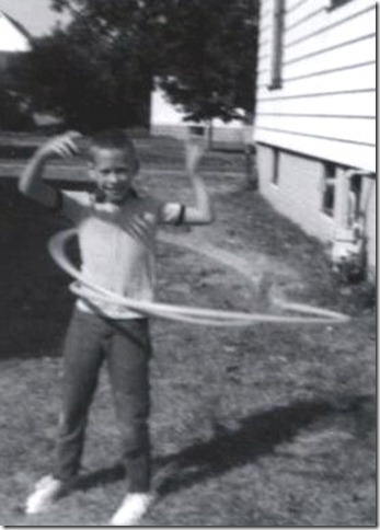 jimmy with hula hoop 1967