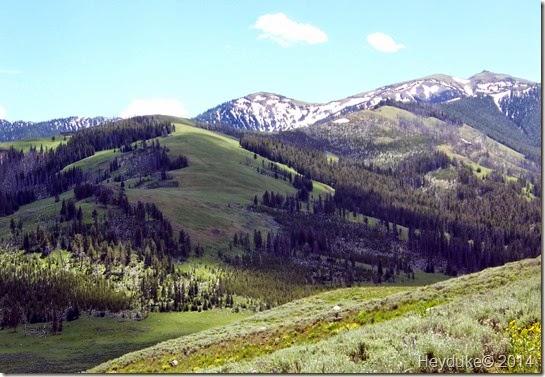 Yellowstone NP and Teton NP 052