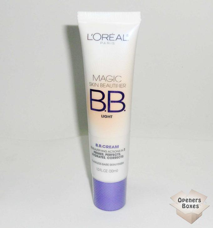 B.B Cream Loreal-1