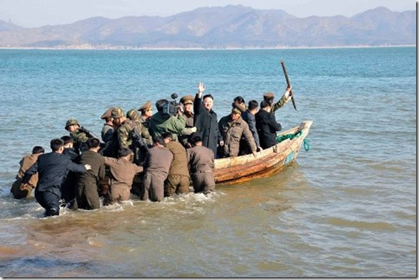 North Korea Navy