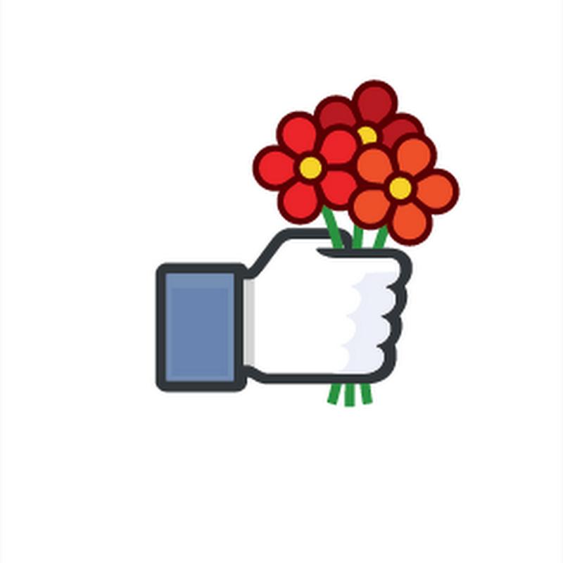 """Nuevo set de stickers """"Me gusta"""" de Facebook"""