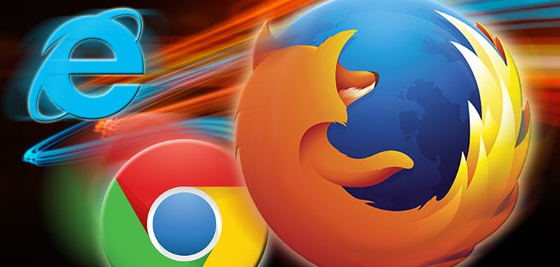 Internet Explorer vs Google Chrome vs Mozilla Firefox